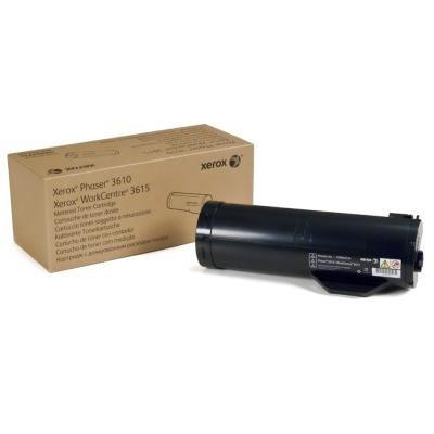 Toner Xerox 106R02724 černý