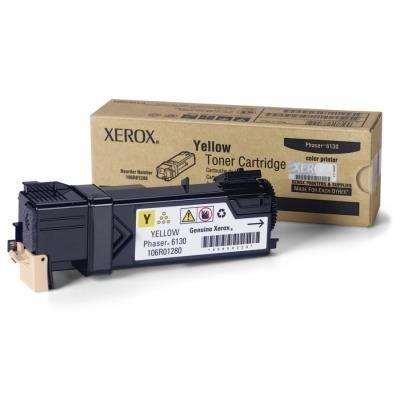 Toner Xerox 106R01284 žlutý