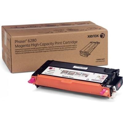 Toner Xerox 106R01401 červený