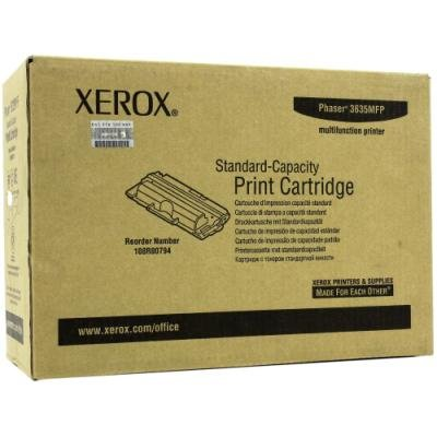 Toner Xerox 108R00794 černý
