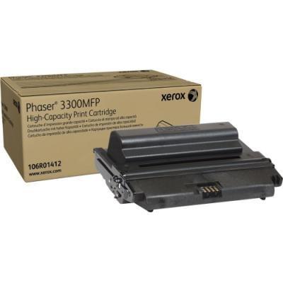 Toner Xerox 106R01412 černý