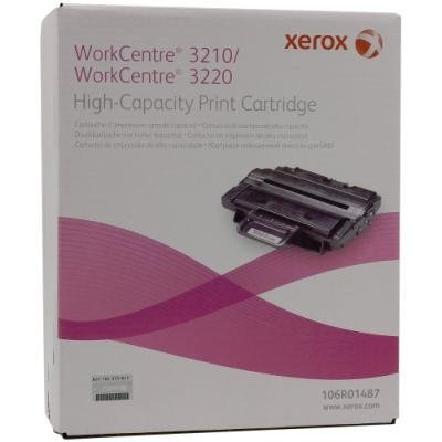 Toner Xerox 106R01487 černý