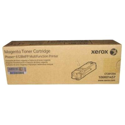 Toner Xerox 106R01457 červený