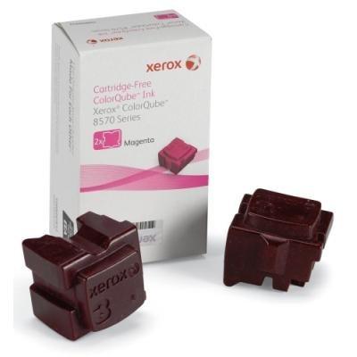 Tuhý inkoust Xerox 108R00937 červený 2 ks
