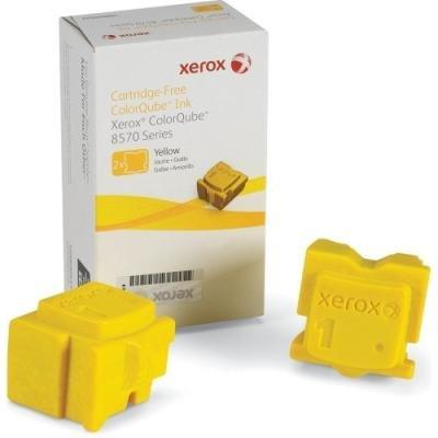 Tuhý inkoust Xerox 108R00938 žlutý 2 ks