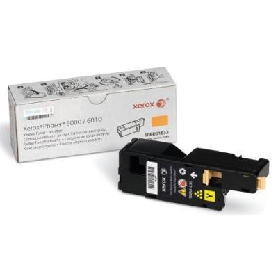 Toner Xerox 106R01633 žlutý