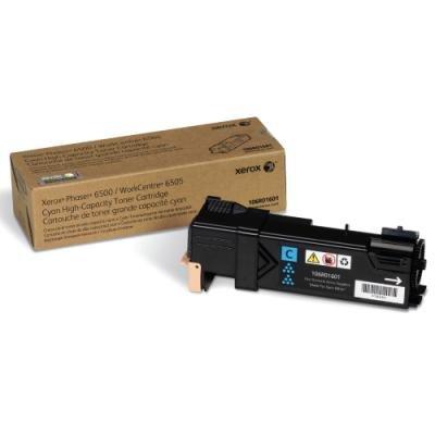 Toner Xerox 106R01601 modrý