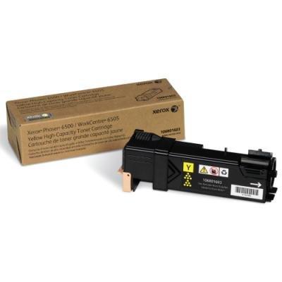 Toner Xerox 106R01603 žlutý