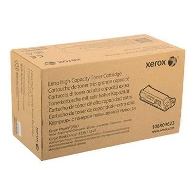 Toner Xerox 106R03623 černý