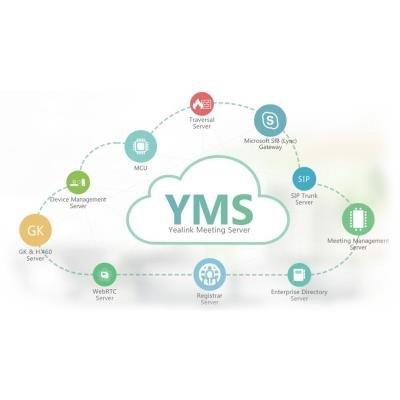 Yealink Meeting Server 25-49 uživatelů