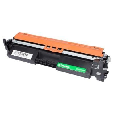 Toner ColorWay za HP 17A (CF217A) černý