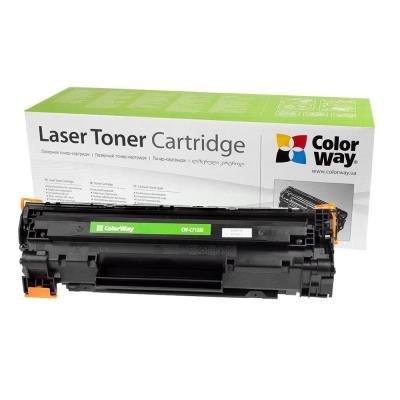 Toner ColorWay za Canon CRG-712 černý