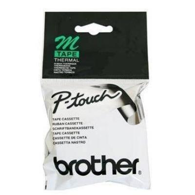 Páska Brother TM-K231 12 mm bílá-černá