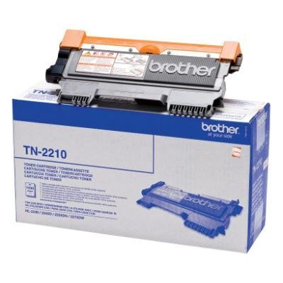 Toner Brother TN-2210 černý