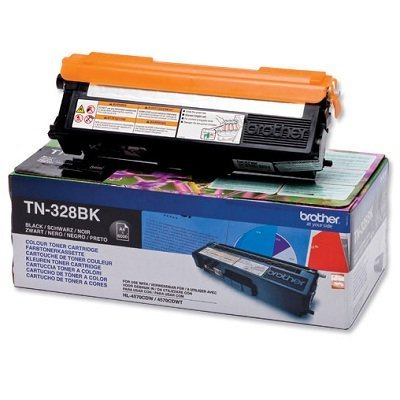 Toner Brother TN-328BK černý