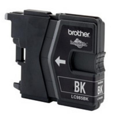 Inkoustová náplň Brother LC985BK černá