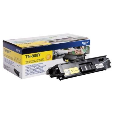 Toner Brother TN-900Y žlutý