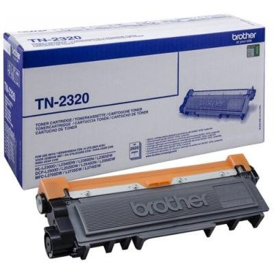 Toner Brother TN-2320 černý