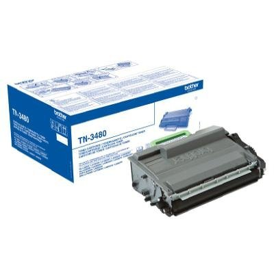 Toner Brother TN-3480 černý