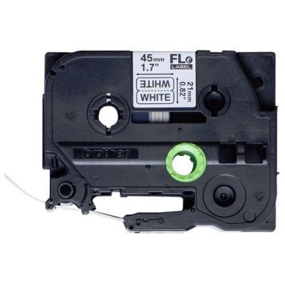 Páska Brother FLE-2511 černá-bílá 21mm