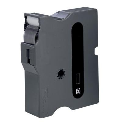 Páska Brother TX-451 červená-černá 24mm