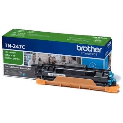 Toner Brother TN-247C modrý
