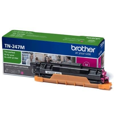 Toner Brother TN-247M červený