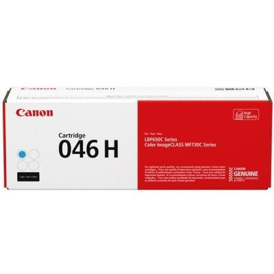Toner Canon 046 H modrý