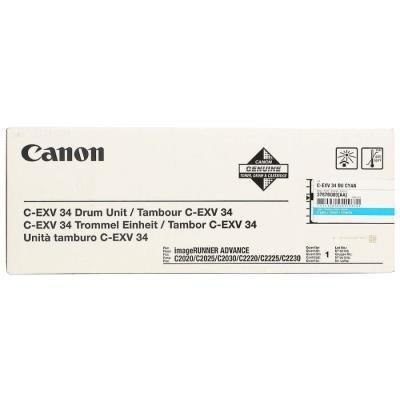 Tiskový válec Canon C-EXV 34 modrá