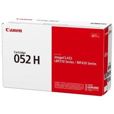 Toner Canon CRG-052 H černý