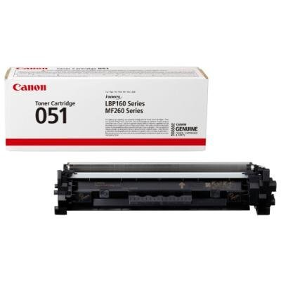 Toner Canon CRG-051 černý