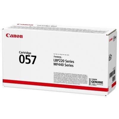 Toner Canon CRG 057 černý