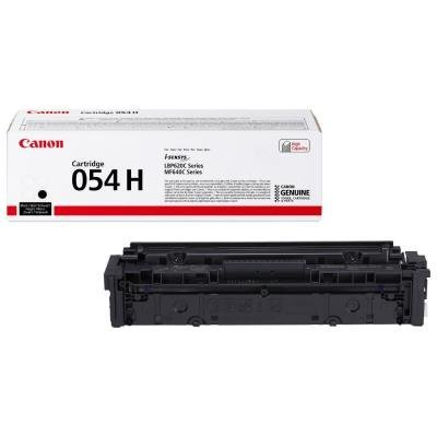 Toner Canon 054HK černý