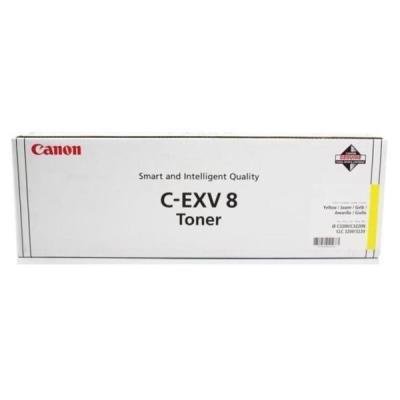 Toner Canon C-EXV8Y žlutý