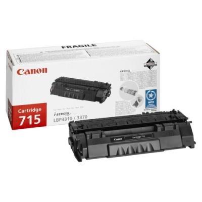Toner Canon 715 černý