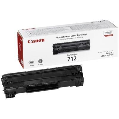 Toner Canon 712 černý