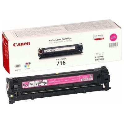 Toner Canon 716M červený