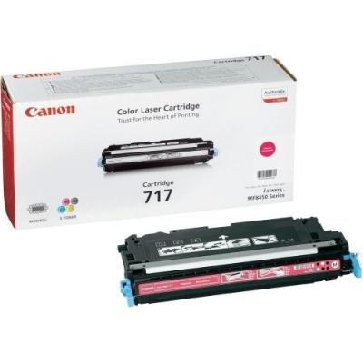 Toner Canon 717M červený