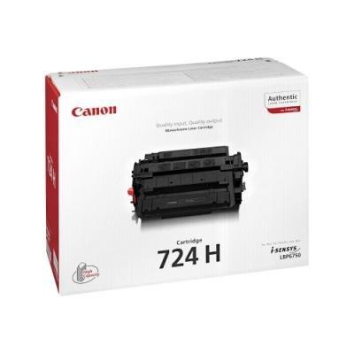 Toner Canon 724H černý