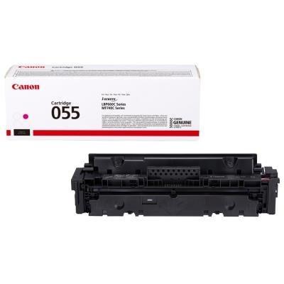 Toner Canon 055M červený