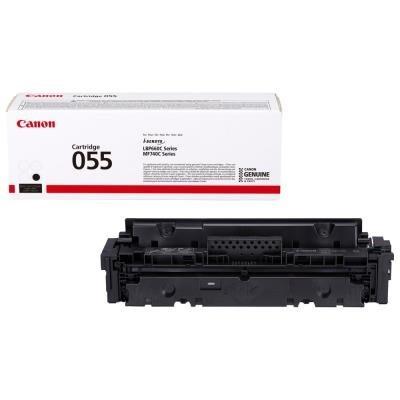 Toner Canon 055Bk černý
