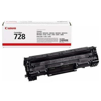 Toner Canon 728 černý
