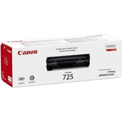 Toner Canon 725 černý