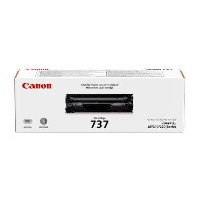 Toner Canon 737 černý