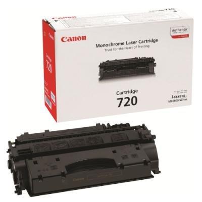 Toner Canon 720 černý