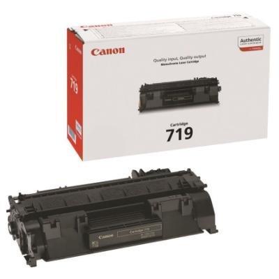 Toner Canon 719 černý