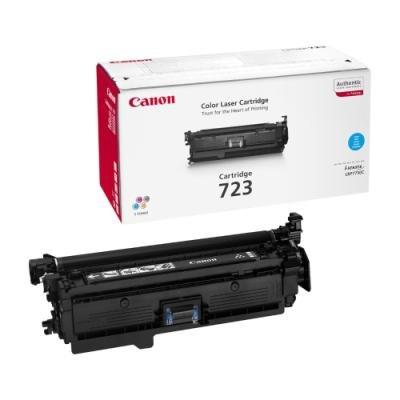 Toner Canon 723C modrý
