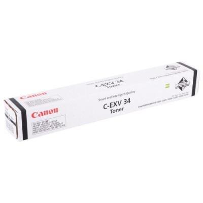 Toner Canon C-EXV34Bk černý