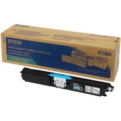 Toner Epson 0556 modrý