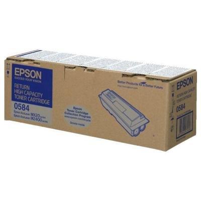 Toner Epson 0584 černý